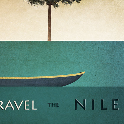 Title for 'Nile' level of the game.