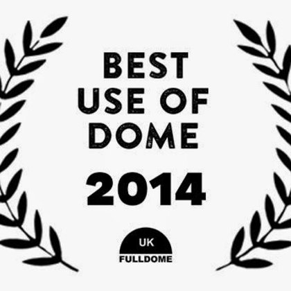 Infinite Horizons won Best Use of Dome at Fulldome UK in 2014.